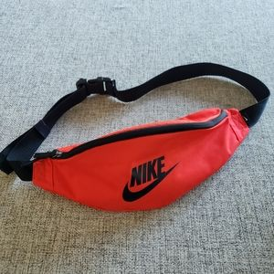 Nike Red Fanny Pack